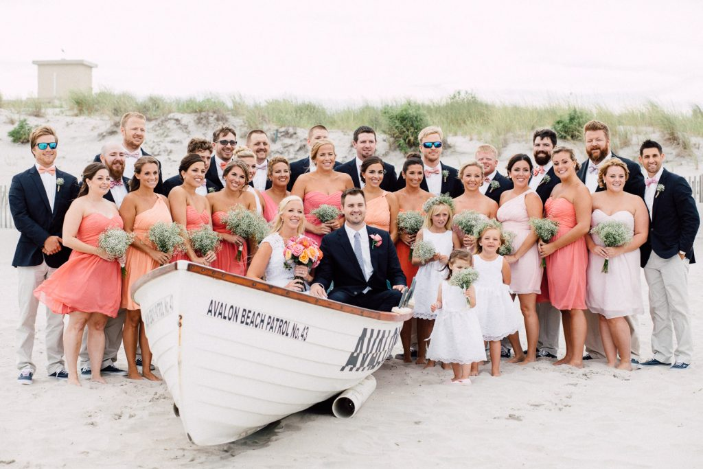 NJ Shore Wedding