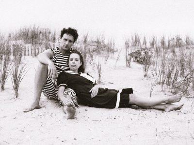 Alyse & Eric's OCNJ Engagement
