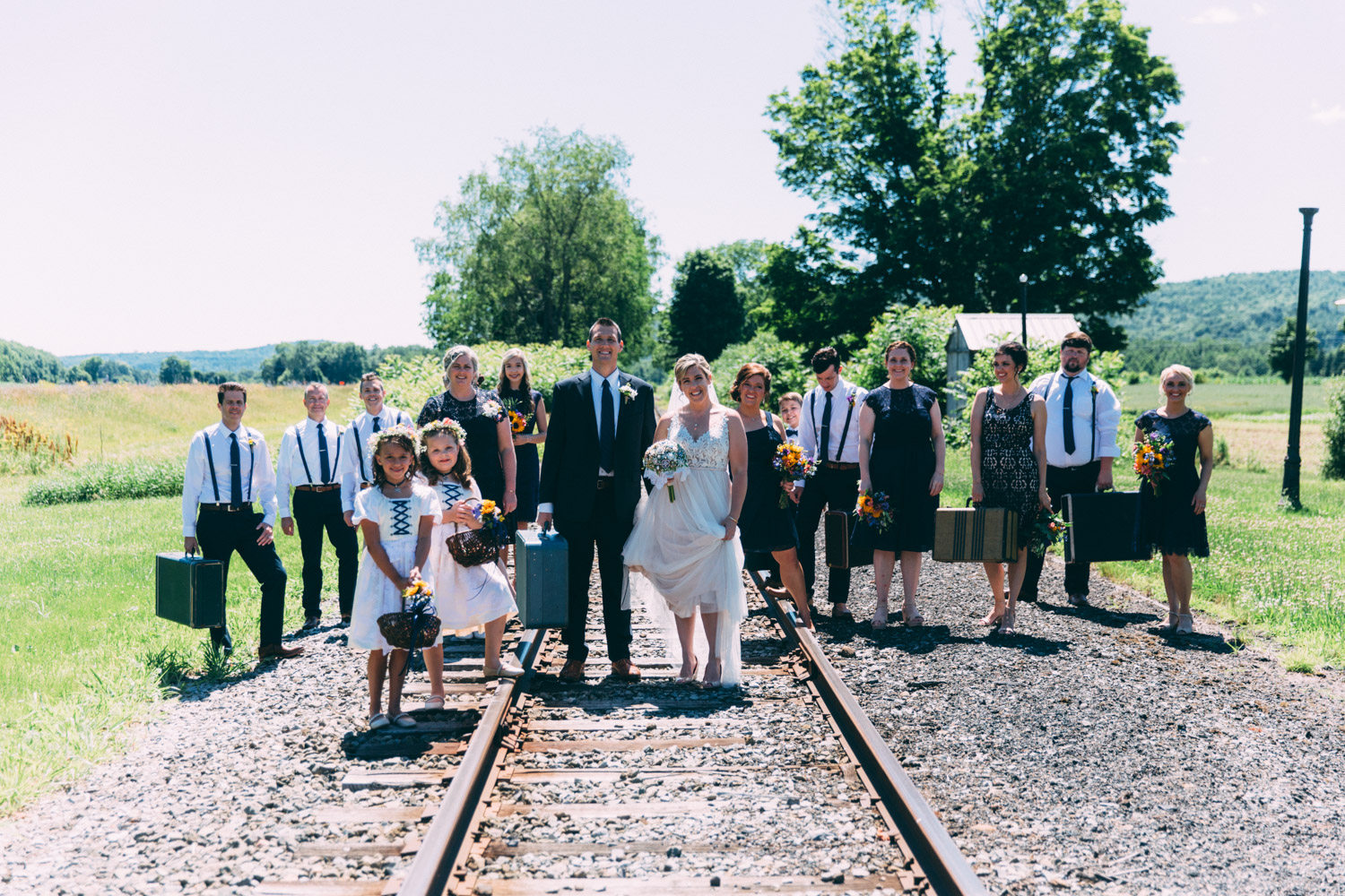 Howland Farm Wedding
